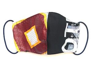 【COTEMER マスク 日本製】SPORTS UNIFORM × PRINT MASK M0419023