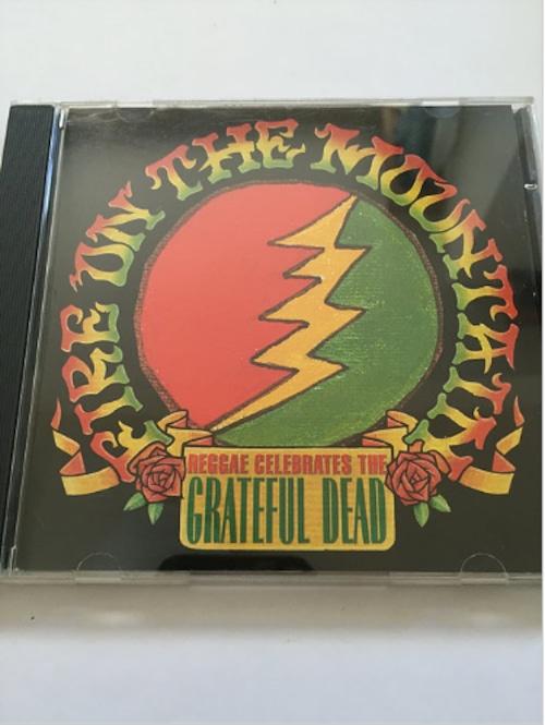 Fire On The Mountain - Reggae Celebrates The Grateful Dead【 CD】