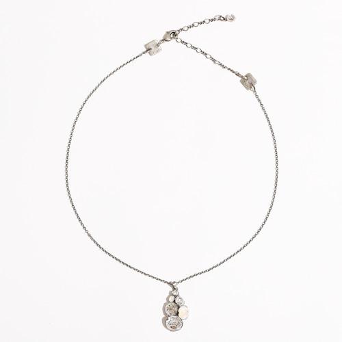 Petit glamor ネックレス Crystal White