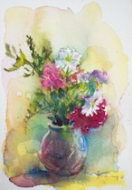 NO.141「冬の花」