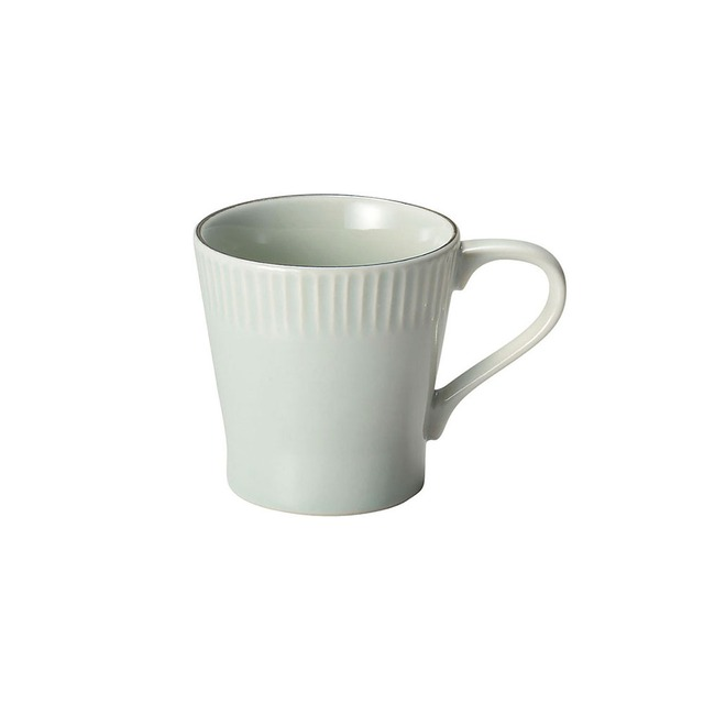 aito製作所 「ティント Tint」マグカップ 220ml ライトブルー 美濃焼 289022