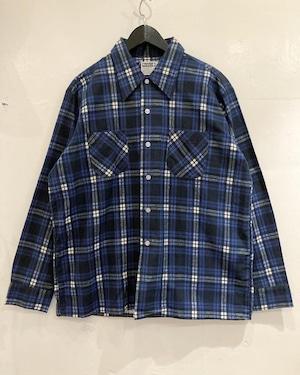 MURPHY'S プリントネルシャツ