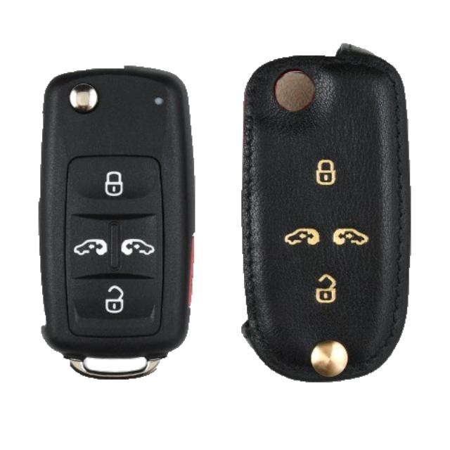 Volkswagen 専用 Type-B-2 Car Key Case