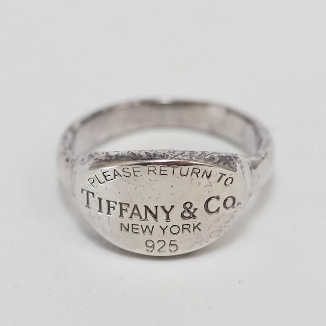 TIFFANY & CO. ティファニー シルバーリング シルバー925 アクセサリー