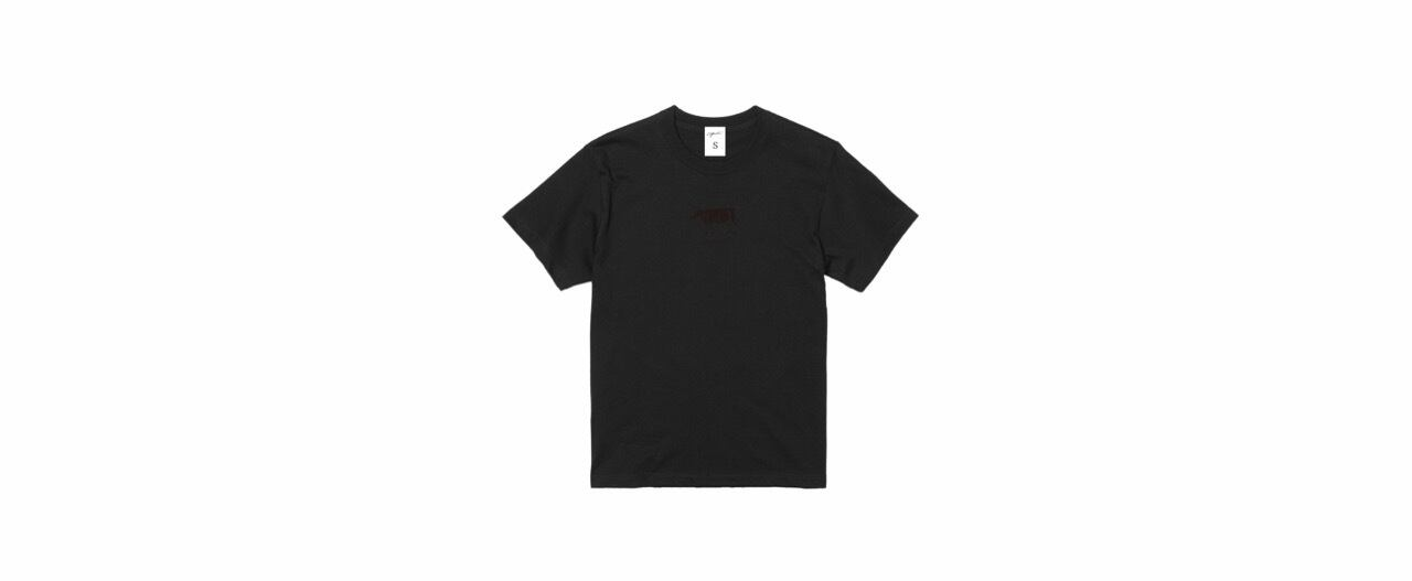 coguchi cow unisex Tshirt (BLK)