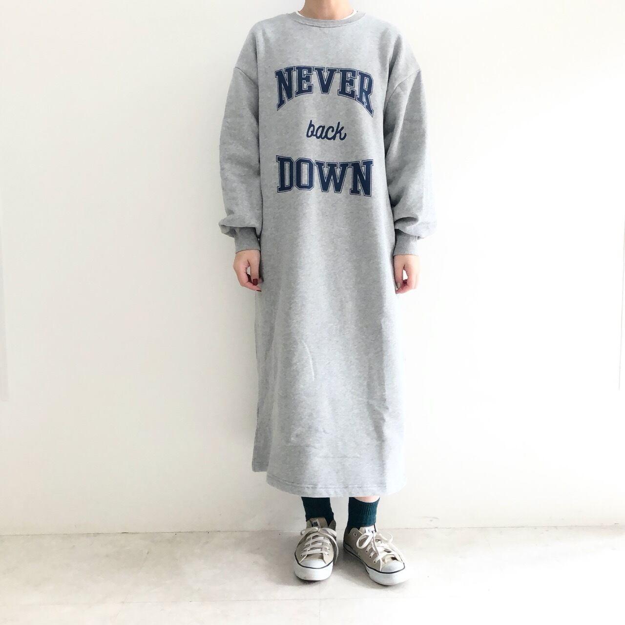【 Days 】- 199-1065 - ロゴワンピース