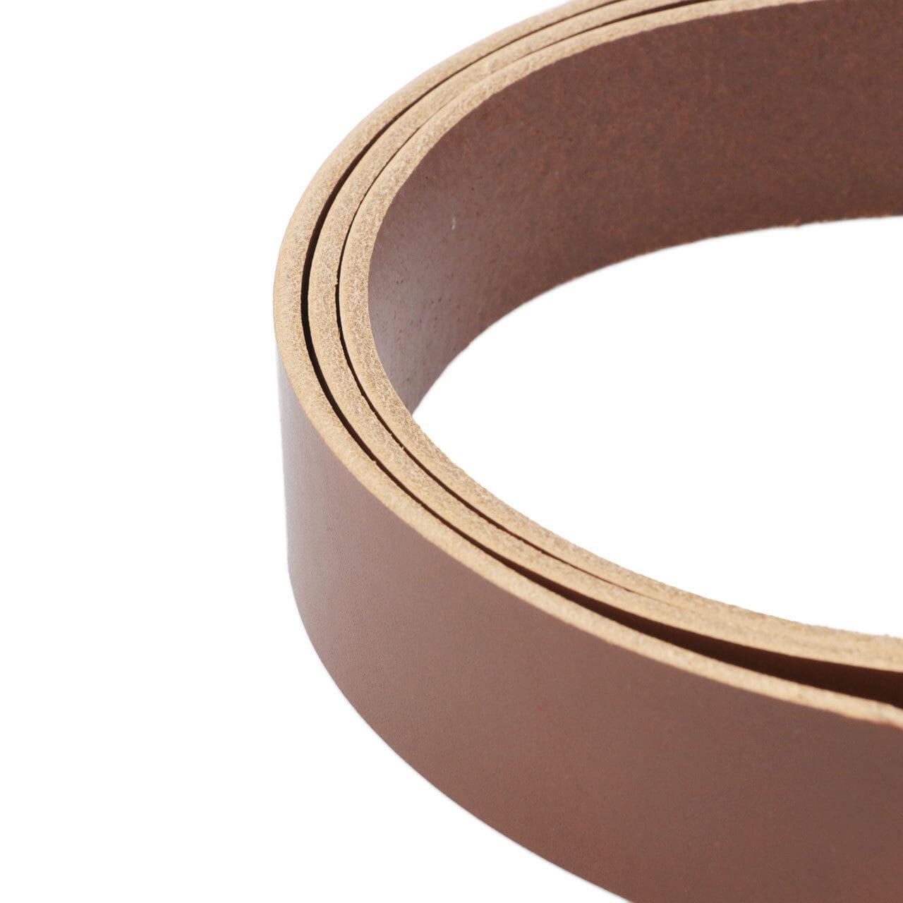 INGRASSATO / イングラサット ベルトカット革 35mm幅 素材 イタリア革