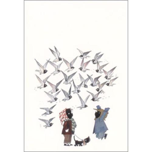 ポストカード アイススケート(FO_PO_10051)