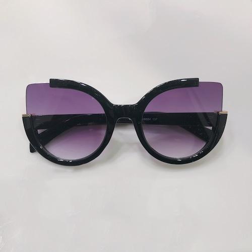 Eyewear♡バタフライ02  ブラック