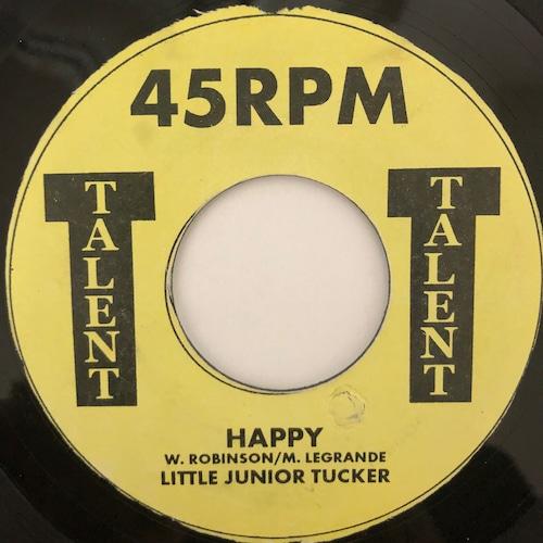 Junior Tucker - Happy【7-20517】