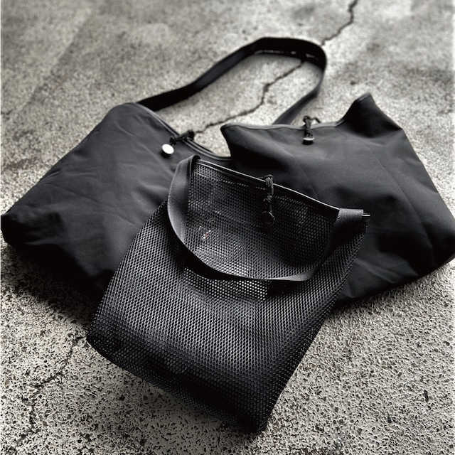 L4012 NAKI 【M】 (shoulder / tote / packable)