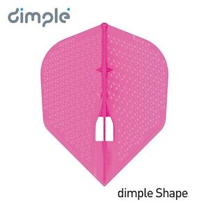 L-Flight PRO dimple L3d [Shape] Pearl Pink