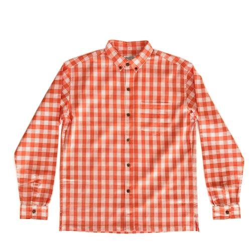 オリジナル パラカシャツ Men's / ボタンダウン 長袖 / オレンジ