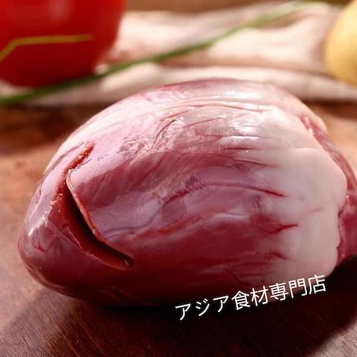 【冷凍便】冷冻猪心