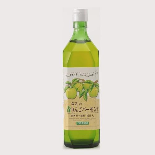 【飲む果実酢】720ml青りんごバーモント