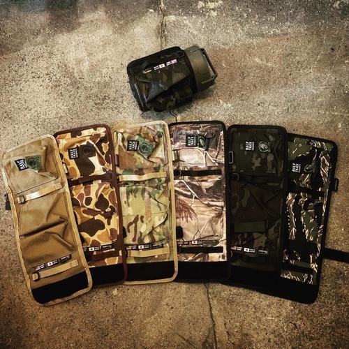 Ballistics Wet Tissue Cover