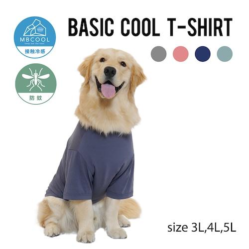 BASIC COOL T-SHIRT(3L、4L、5L) ベーシッククールTシャツ