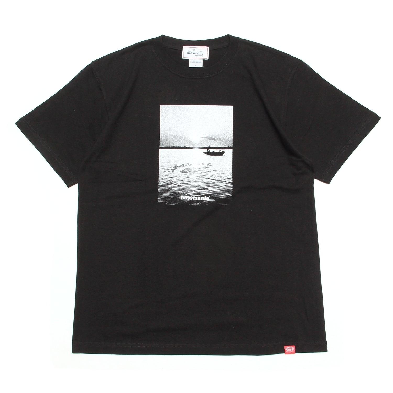 LAKE photo Tシャツ [BLK]