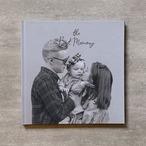Monochrome-FAMILY_A4スクエア_10ページ/20カット_クラシックアルバム