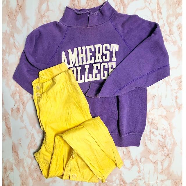 US Champion80's purplesweat