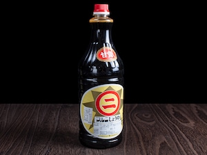 マルニ こいくち醤油「甘露」 1.8L