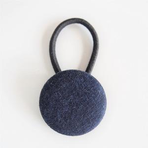 うしじま縫製 | 武州正藍染 ヘアゴム
