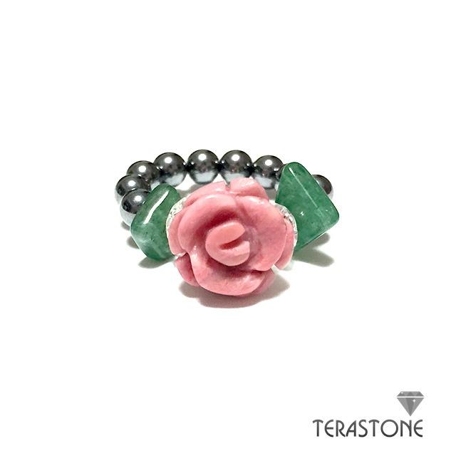 ローズガーテン(ロードナイト)/Rose Garden(Rhodonite)