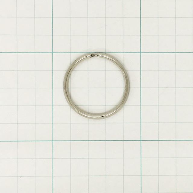 二重リング(三角縁)32mm Ni