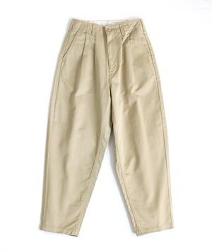 【SETTO】WIDE TAPERD PANTS (UNISEX) ワイドパンツ パンツ 国産 日本製 セット FIRST TIME