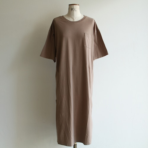 WRYHT【womens】crew neck tee dress