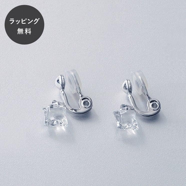 HARIO ハリオ イヤリング ムーンライト aa-0074