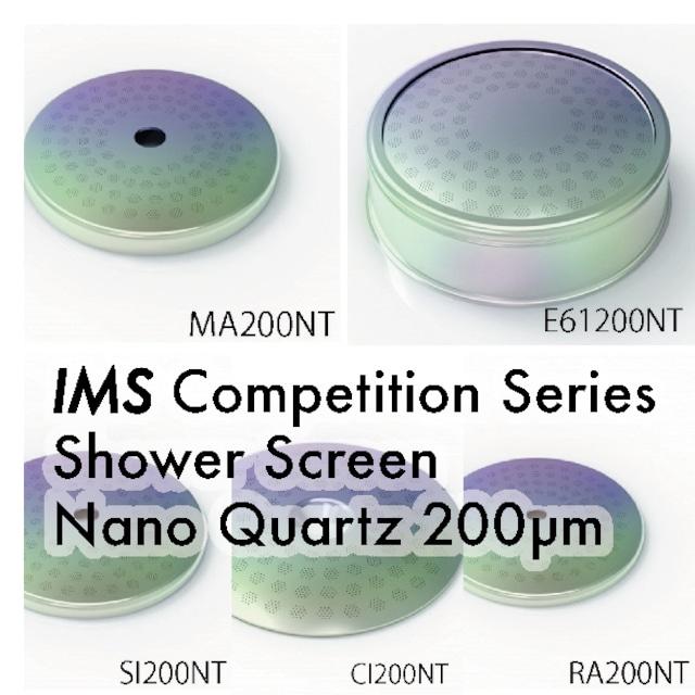 《セット割》 IMS シャワースクリーン Nano200μm + シリコン製フィルタホルダーガスケット