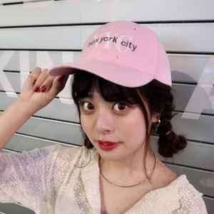 ロゴ刺繍CAP