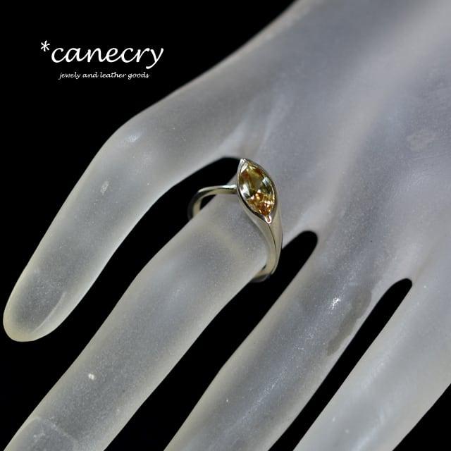 キュービックジルコニア(カラーチェンジ)のリング