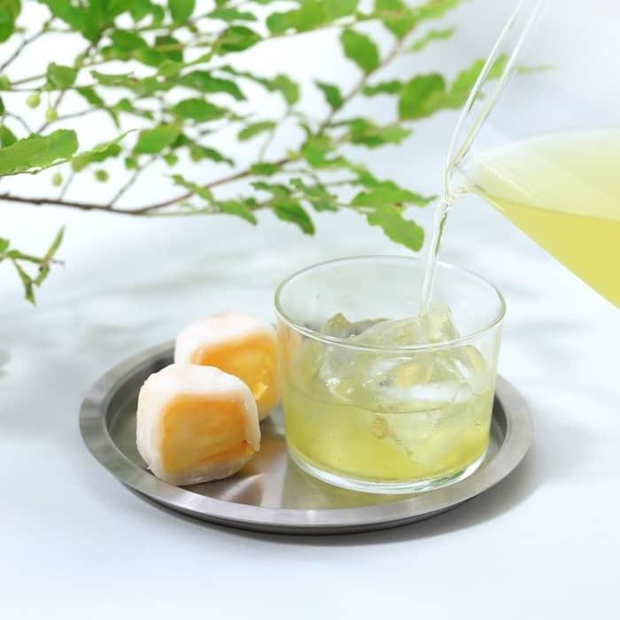水出し冷茶  /  煎茶 ・凪