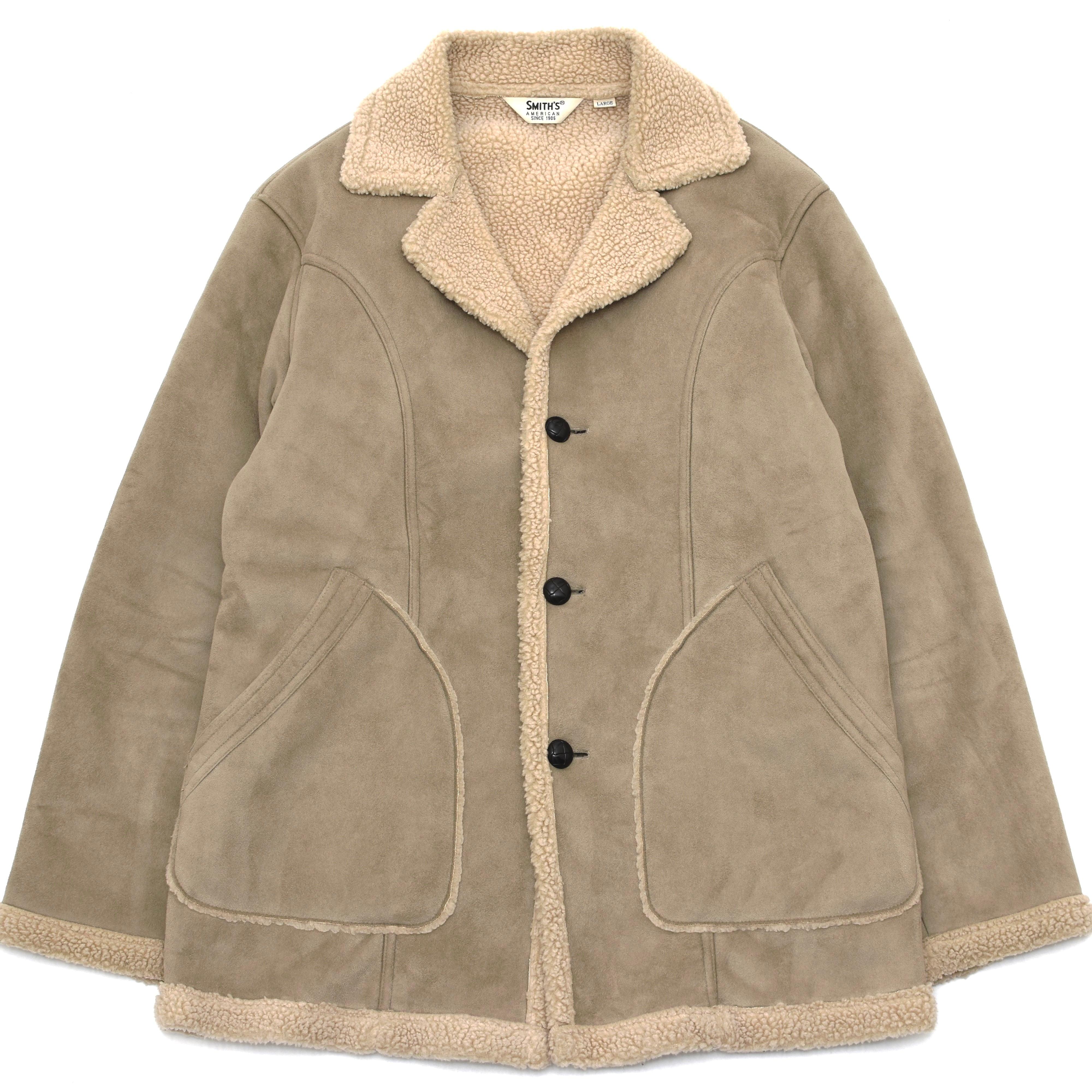Smith's American Fake Mouton coat