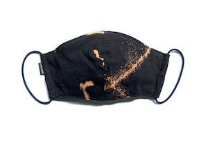 【夏用デザイナーズマスク 吸水速乾COOLMAX使用 日本製】BLEACH MASK CTMR 0903106