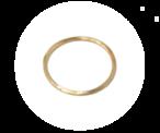 Knife edge Ring(ナイフエッヂリング)EMU013R-1
