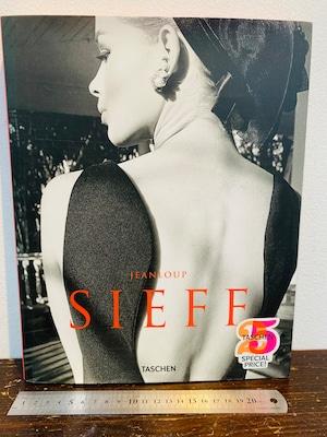 洋書 JEANLOUP SIEFF   25th anniversary! TASCHEN版