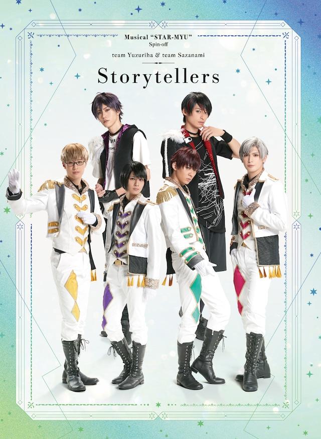 【Storytellers】ミュージカル「スタミュ」スピンオフ team楪&team漣 単独公演「Storytellers」Blu-ray