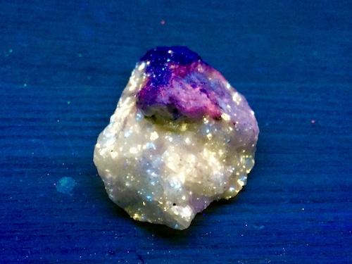 97) 蛍光鉱物