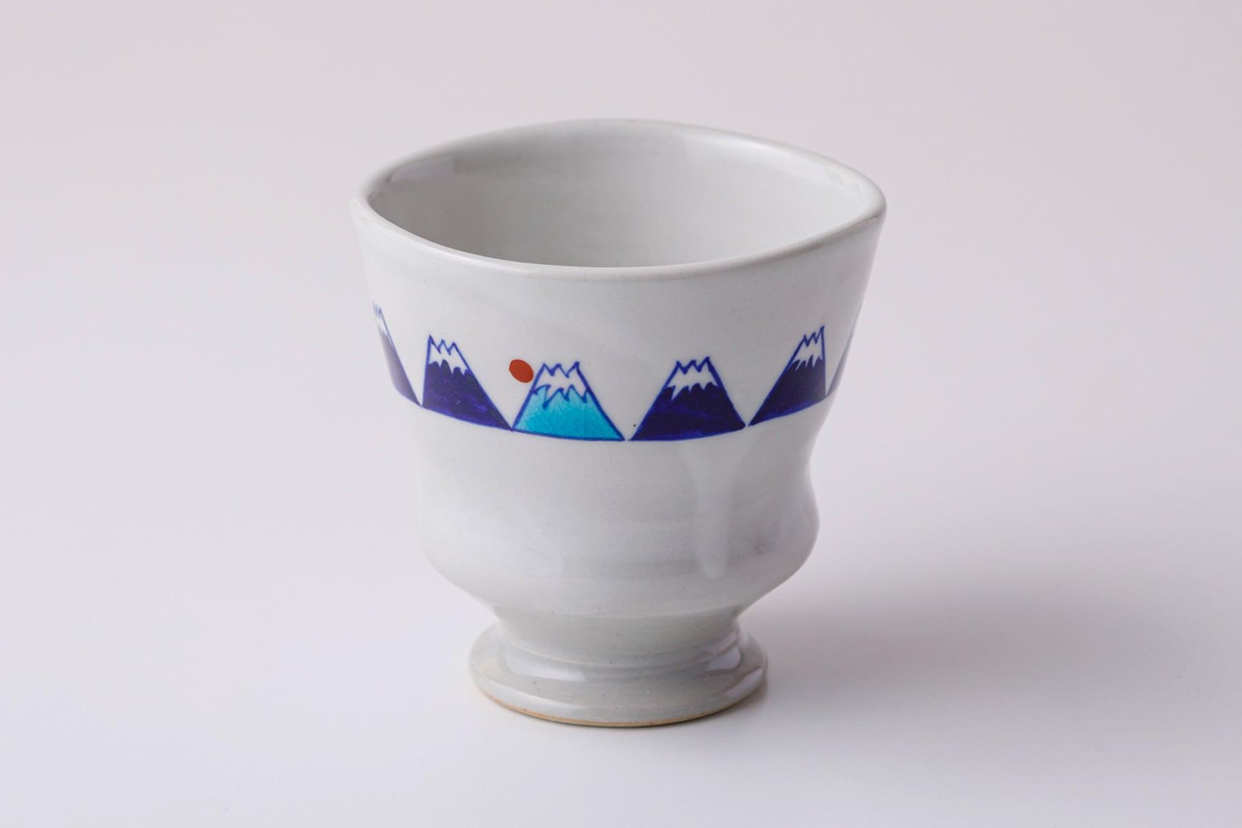 湯呑ペコ 富士山