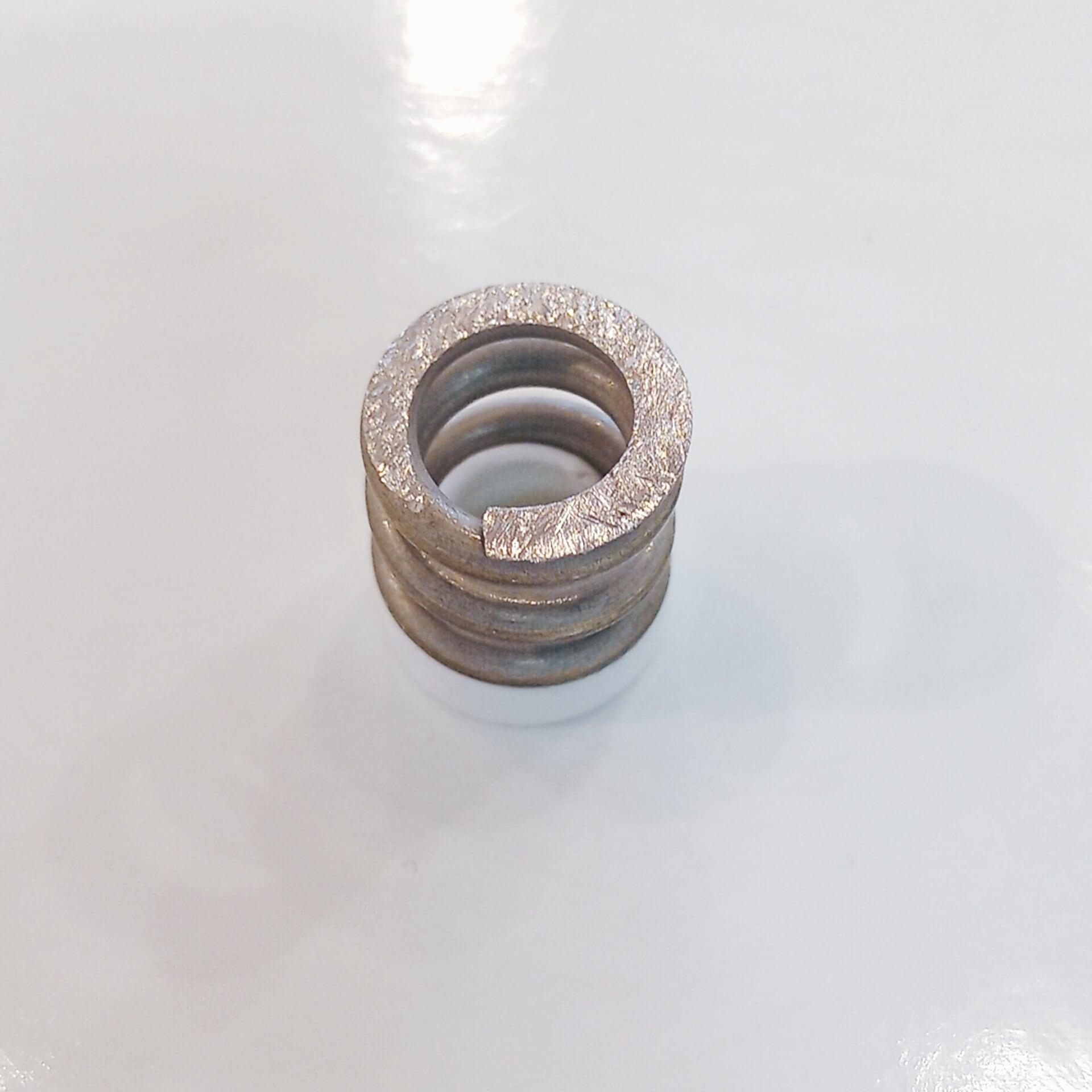 スプリング● スチームワンド用 12mm シルビア