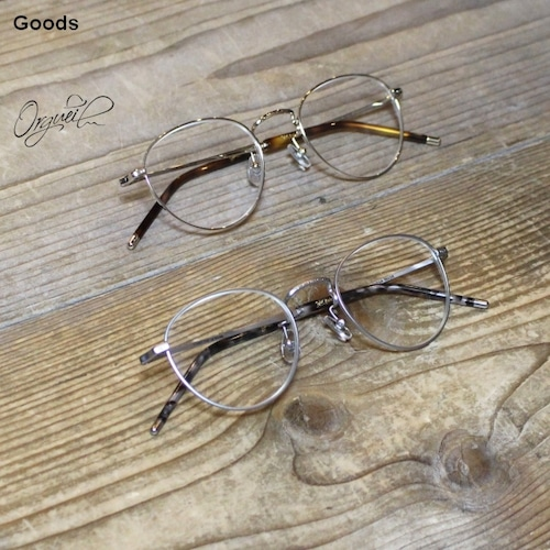 Orgueil  サングラス Round Glasses OR-7138S/G 2カラー
