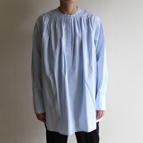 TENNE HANDCRAFTED MODERN 【 womens 】horizontal tuck shirts