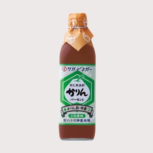 【飲む果実酢】500ml果梨バーモント