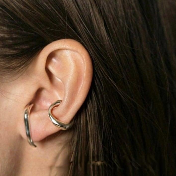 Circle ear cuff(サークルイヤーカフ)b-308
