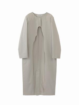 Hole coat / light grey / S15CO02