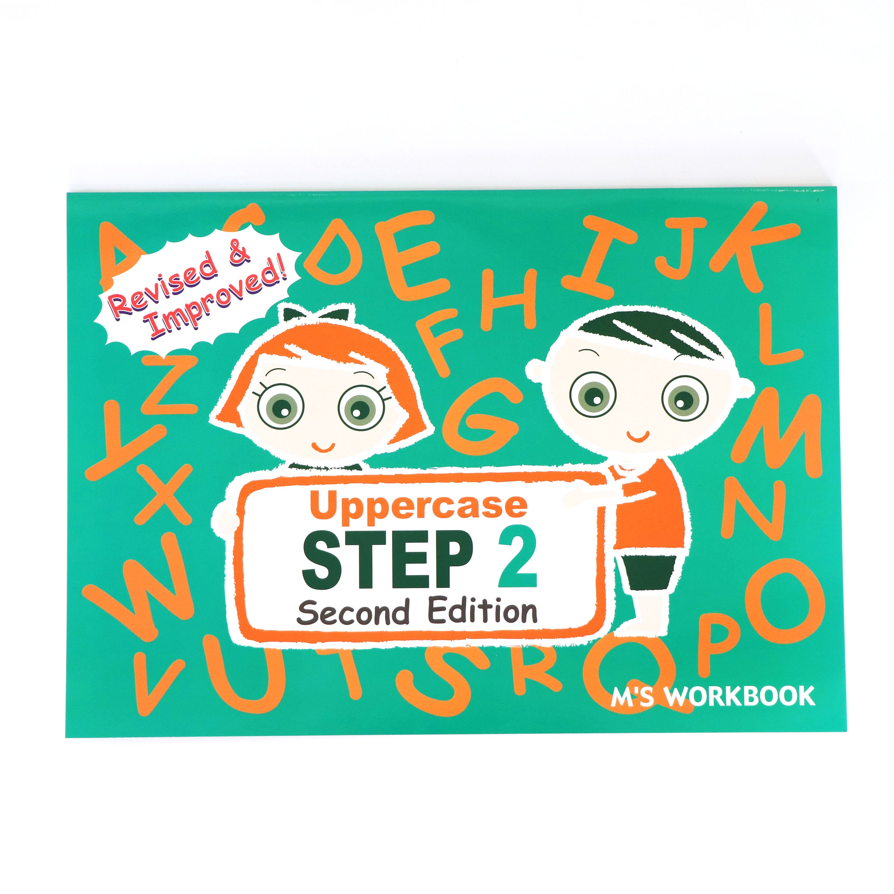 【STEP 2(Upper case) Second Edition】
