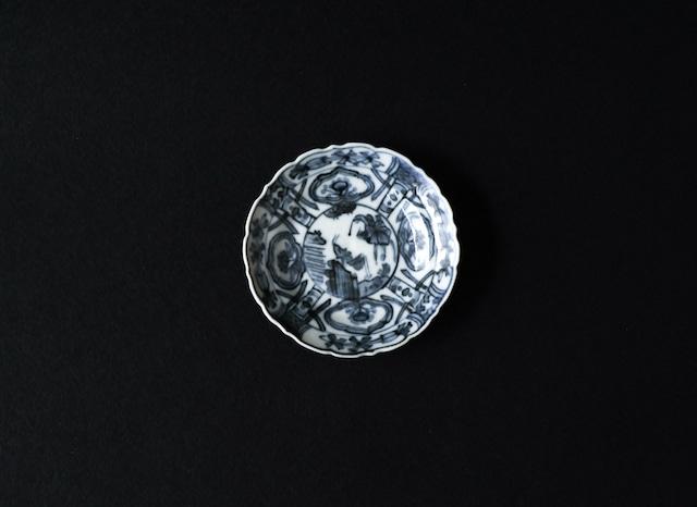 ■柳川謙治  : 芙蓉手豆皿
